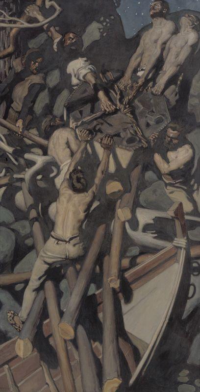 Kalevalan luokkakuva – Kalevala-taidetta kouluille