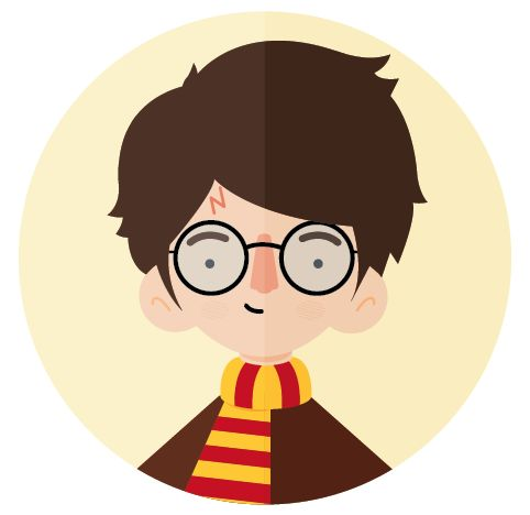 Awesome Movie Characters #vector #character
