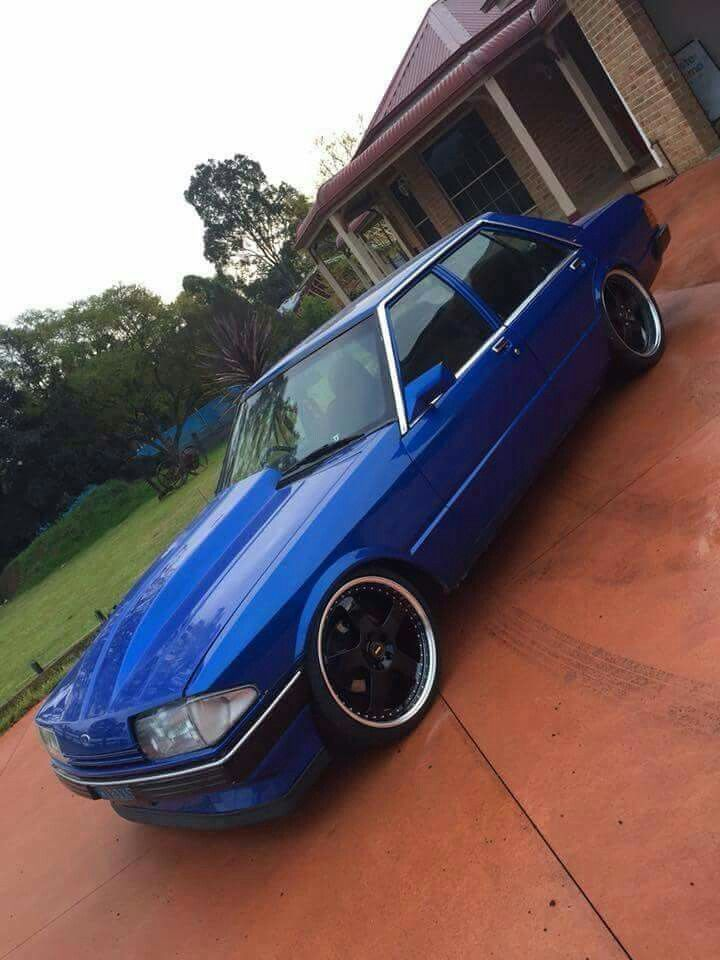 Awesome XE Ford Falcon so neat