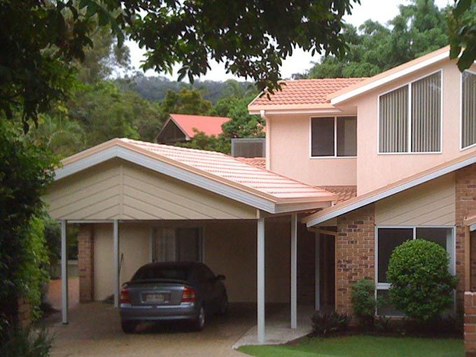 Building a carport – what are the key decisions?