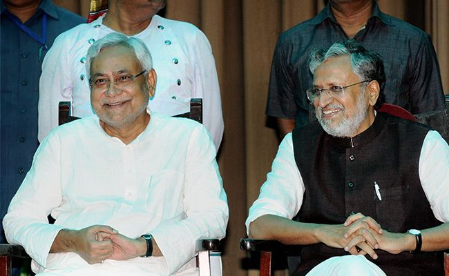 Nitish Kumar Swaps Allies, Takes Charge After Dramatic Break-Up: 10 Facts