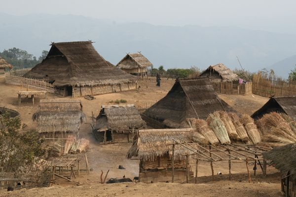 Akha Village - Phongsali province, Laos (2007)