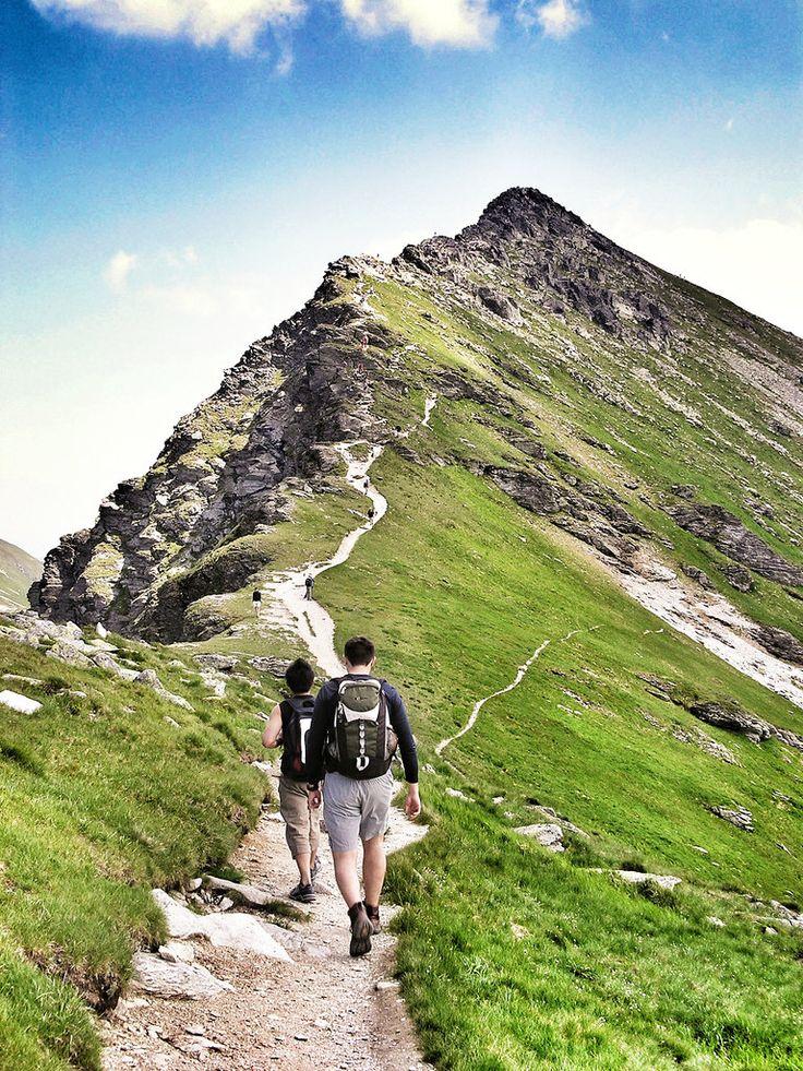 Ostry Rohac, hiking near the border with Slovakia and Poland (NYTimes.com)