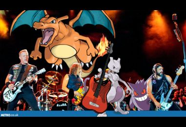 Metallica covering the Pokemon theme tune has fans baffled and amazed