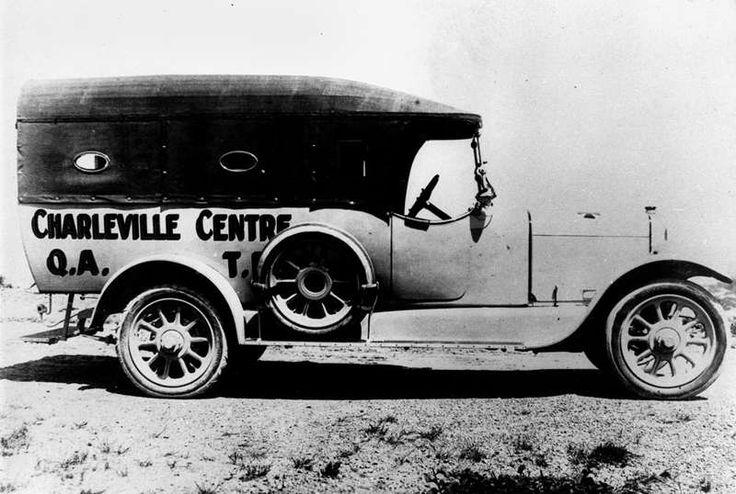 1921 Ambulance