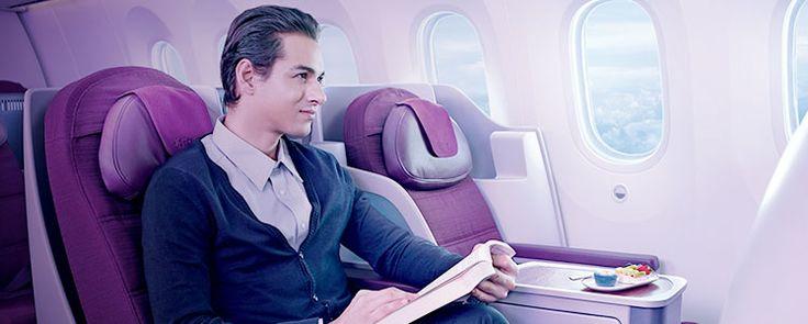Royal Silk Class | Classes | Thai Airways