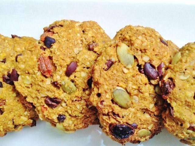 C is for Clever Cookies!: Superfood Vegan Oatmeal Cookies from @Gena Hamshaw