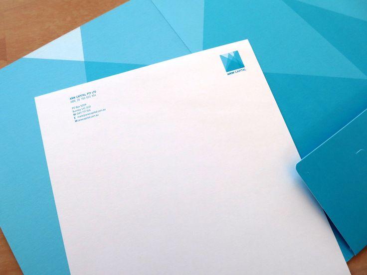 Luke Schoknecht - Graphic Designer & Creative. ANW Capital - Brand Strategy, Art Direction, Brand Identity, Print Collateral, Digital Design. #lukeschoknecht #design #branding #raineandmakin