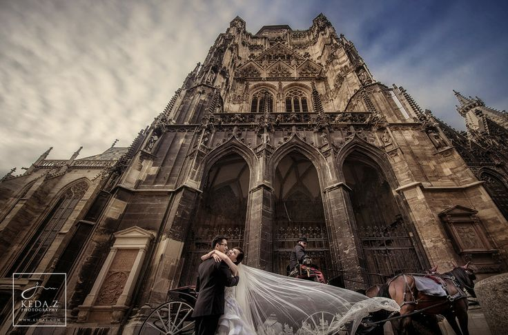 Wedding in Vienna-The City of Dreams by Keda.Z Feng on 500px
