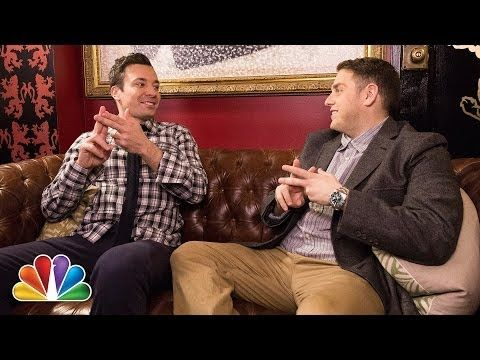 I love a #harrypotterreference - Jimmy Fallon Has A Conversation In #Hashtags With Jonah Hill