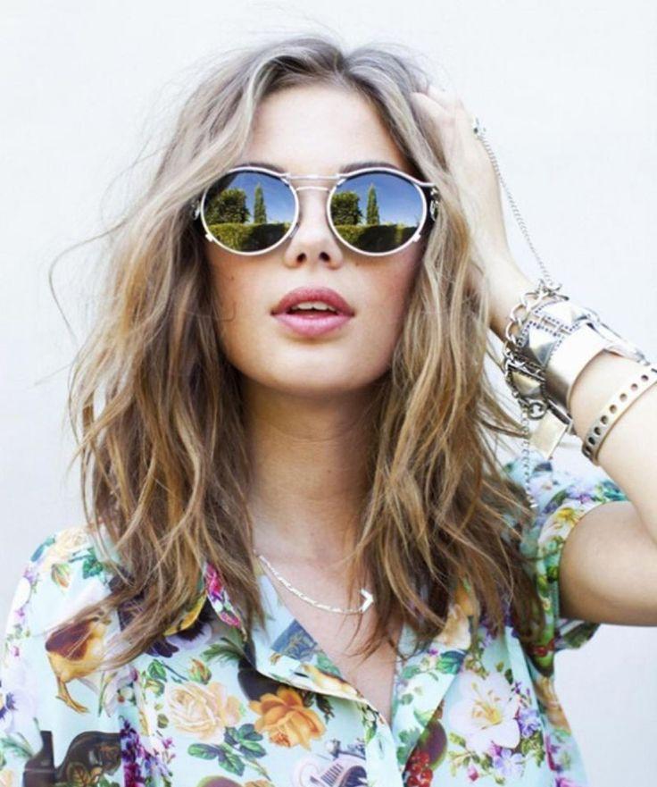 Les meilleurs styles de lunettes de soleil qui vont de pair avec votre coupe de cheveux et votre visage
