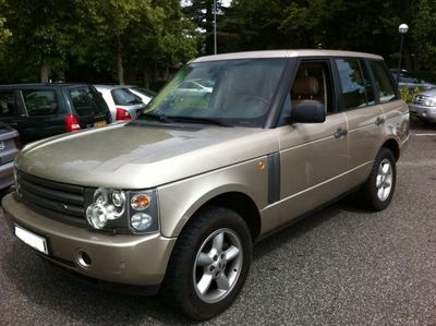 2003 Range Rover...my dream car!!!