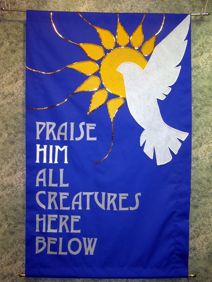 Images of Church Worship Banners - #rock-cafe