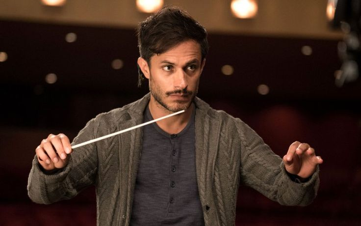 "Gael García Bernal: Trump's Hate Speech Is the 'Genesis of Genocide'     Gael Garcia Bernal in ""Mozart in the Jungle."""