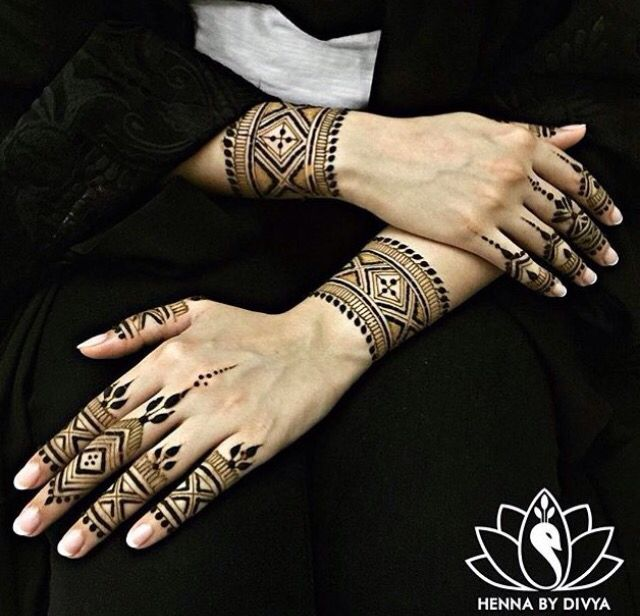 Moroccan henna                                                                                                                                                     More