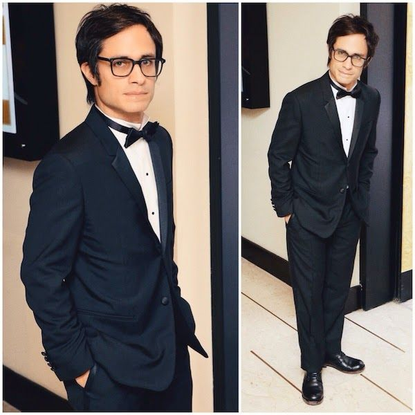 Gael Garcia Bernal in Dior Homme - 67th Annual Cannes Film Festival #Cannes2014 http://www.whats-he-wearing.com/2014/05/gael-garcia-bernal-in-dior-homme-67th-cannes-film-festival.html