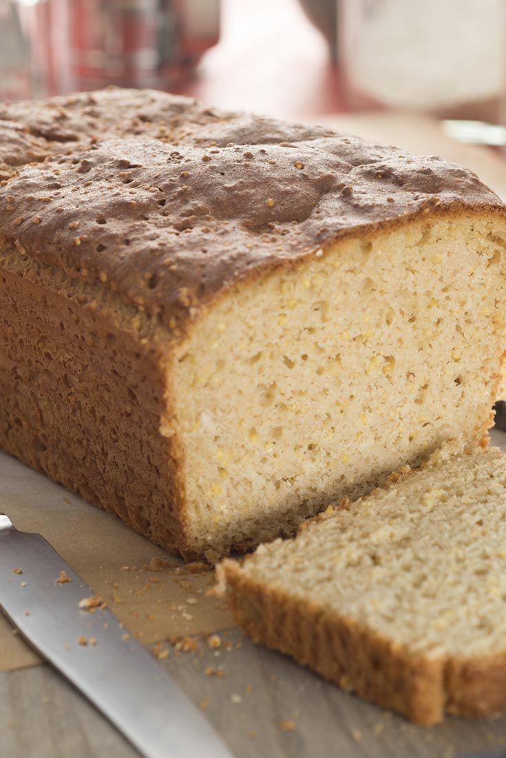 Gluten-Free Millet Bread Recipe