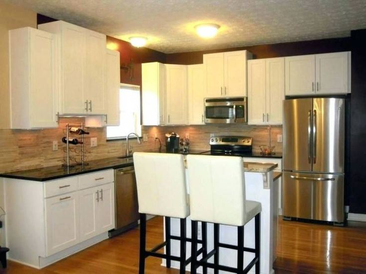 kitchen cabinets without handles kitchen cabinets without handles small white kitchens on kitchen cabinets no doors id=32606