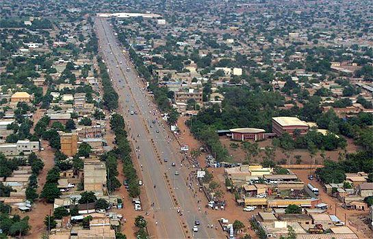Ouagadougou capital of Burkina Faso