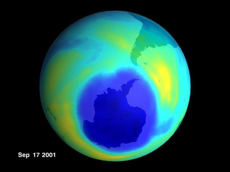 Ambiente: il buco dell'ozono si sta restringendo, ma la strada da fare è lunga