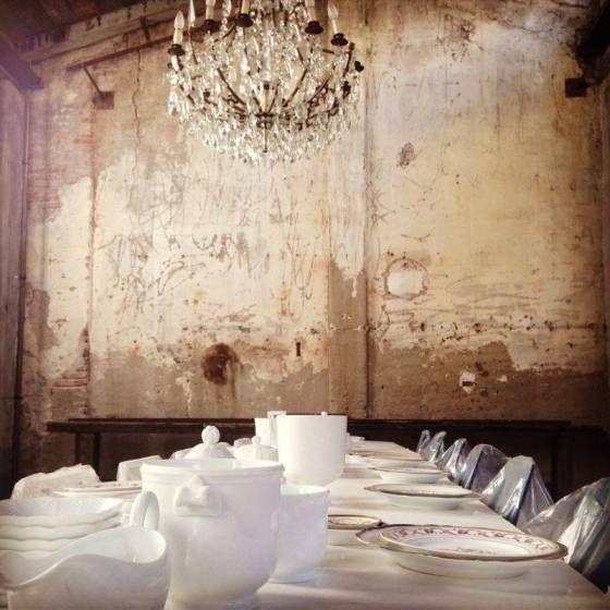 iDesignMe-ristorante Cracco-Segheria-4 http://idesignme.eu/2014/03/carlo-e-camilla-il-nuovo-ristorante-di-cracco-a-milano/ #food #restaurant #milan #restaurantmilan #milano #foodie #interiors #industrial #design #carlocracco #cracco