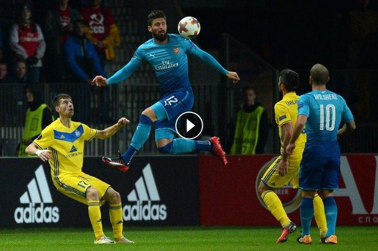 Video: BATE Borisov vs Arsenal Highlights and Goals Online - UEFA Europa League - Thursday, September 28, 2017 - FootballVideoHighlights.com. You are ...