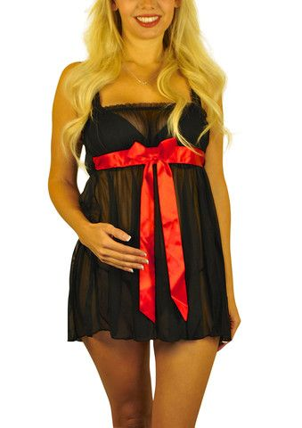 Bow Leave It! Pregnancy Lingerie – Mommylicious Maternity