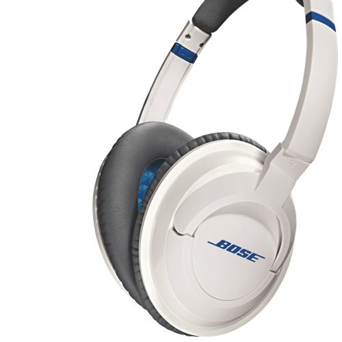 Bose SoundTrue Over-Ear Headphones - White so that I can blend white in with the right crowd! Love it!! #SetMeUpBBY