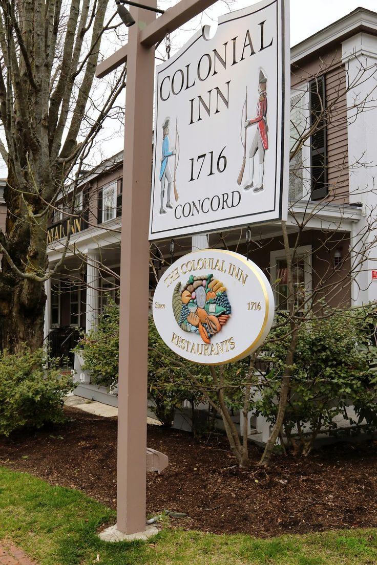 Colonial Inn, Concord, Massachusetts   New England Living