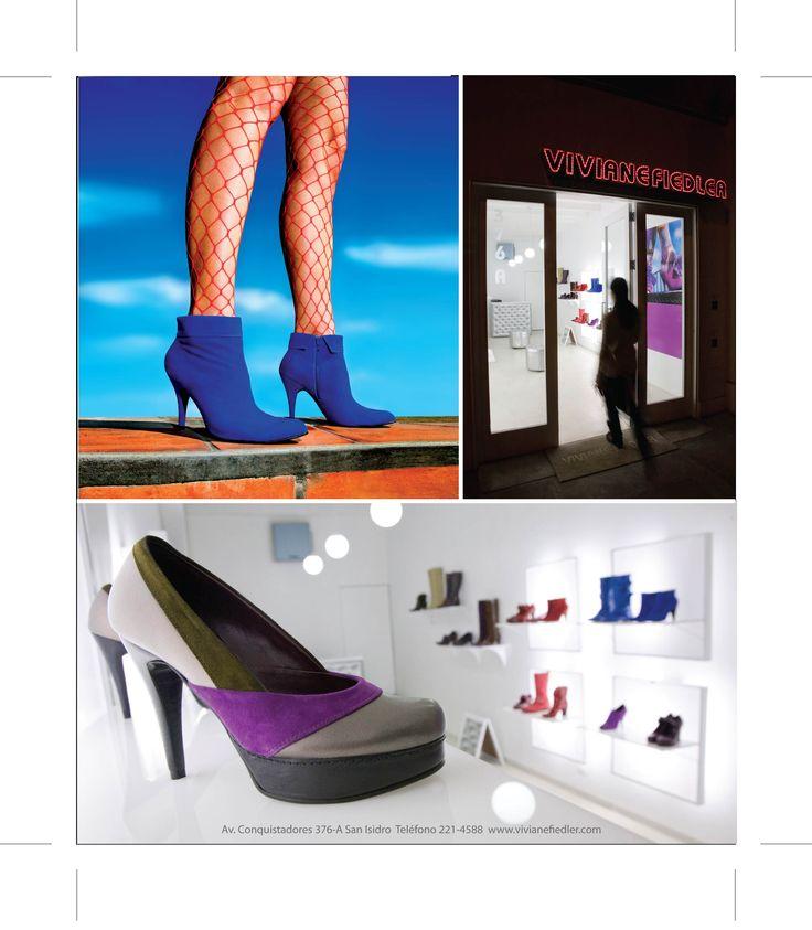 #vivianefiedler #revista #zapatos