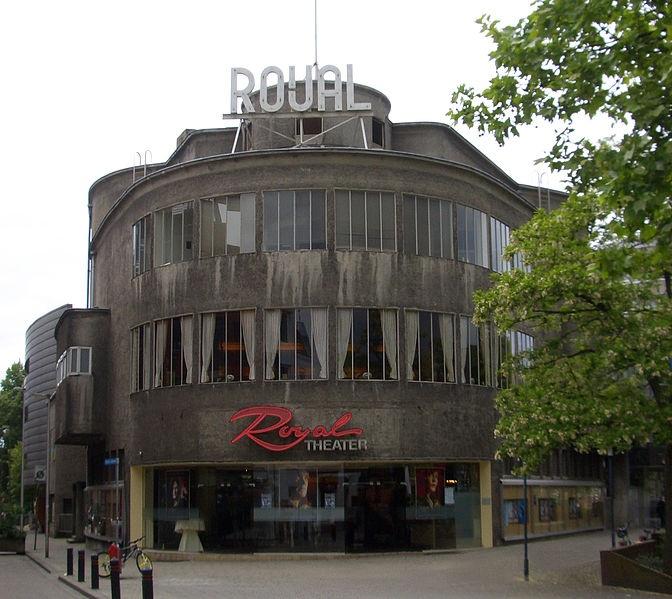 Royal Theater Heerlen, hier heb ik mijn eerste bioscoopfilms gezien