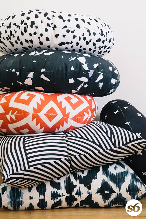 Floor Pillows - Contemporary, versatile and ridiculously comfy, these will instantly add your own unique style to any space. Click through this pin to unlock 15% off + free shipping! Society6 is home to hundreds of thousands of artists from around the globe, uploading and selling their original works as 30+ premium consumer goods from Art Prints to Throw Blankets. They create, we produce and fulfill, and every purchase pays an artist.