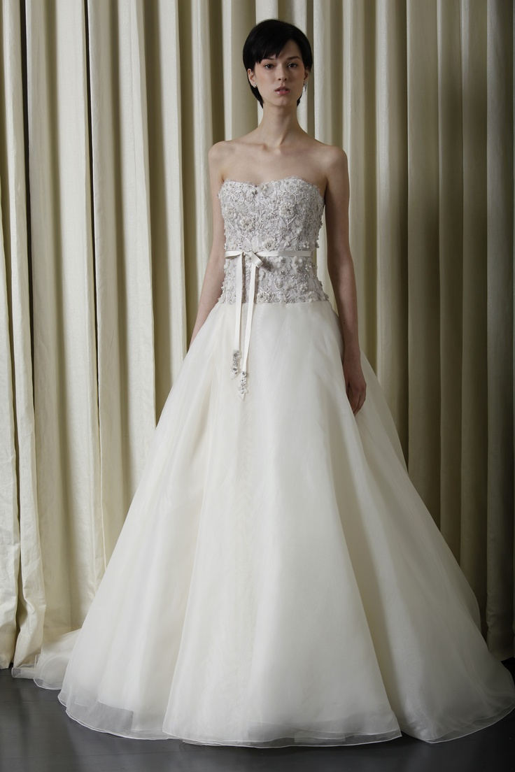 best wedding gowns images on pinterest wedding dressses