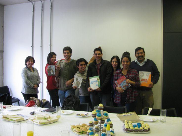 Premiación Mejores usuarios de Biblioteca Duoc UC, sede Viña del Mar