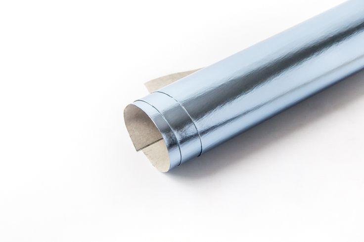 arkusz washpapa jasny niebieski lamina+ 100/147