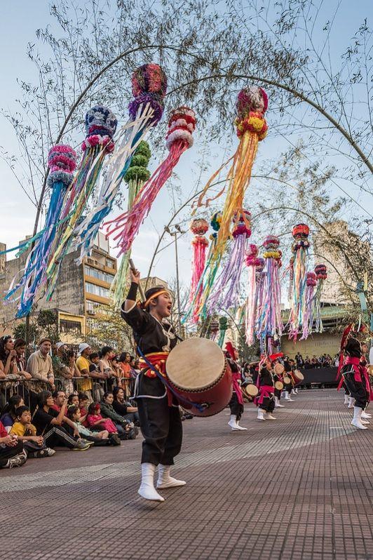 festival tanabata em ribeirão preto
