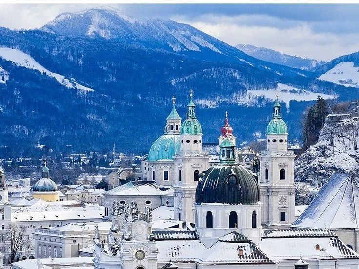 Top 10 cities in the world #4 Salzburg, Austria Rating:83.3 Salzburg is a pleasant little town that is one of the truly European cities left. Most famous as the hometown of Mozart and those other musical geniuses, the Von Trapps, Salzburg will transport you back in time. It's the perfect place for folks who still care about culture and history. Photo by Getty/Orietta Gaspari