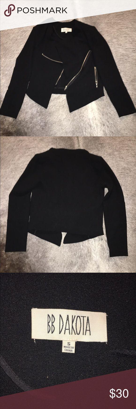 Brand new without tags BB Dakota black jacket - Sm Brand new without tags from Bloomingdales. Size Small. BB Dakota Jackets & Coats Blazers