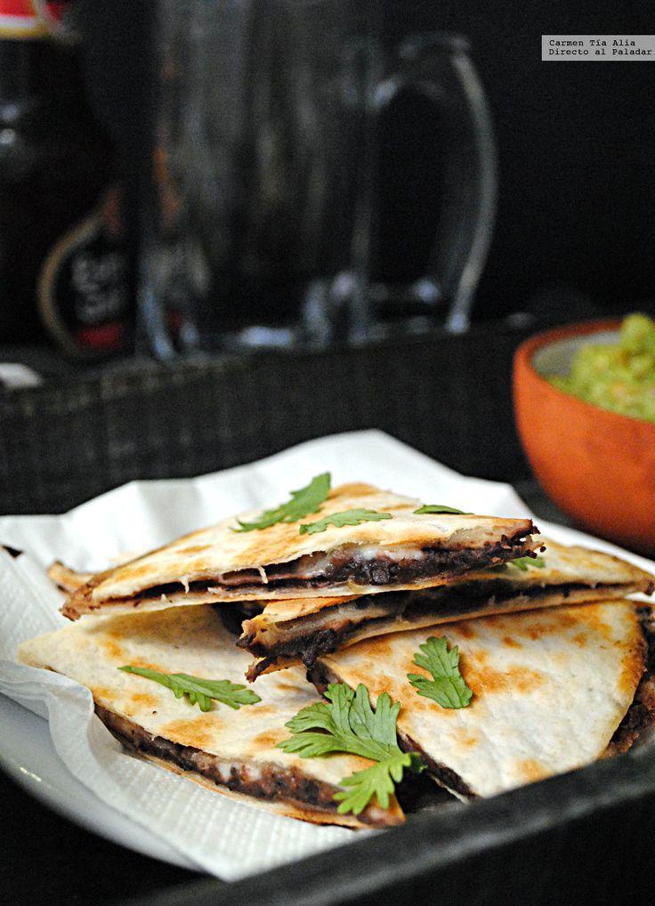 De todas las elaboraciones de la cocina mexicana que se han popularizado en España, podría decir que las quesadillas son mi favorita. Me gusta...