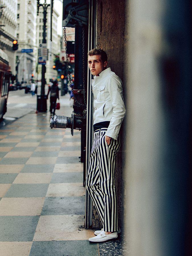 Nicholas Maggio | Photography | Recent Work Gq Magazine Uk Ss15