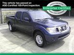 Used 2015 NISSAN Frontier Crew Cab Clearwater, FL, Certified Used Frontier Crew Cab for Sale, 1N6AD0FR6FN748355