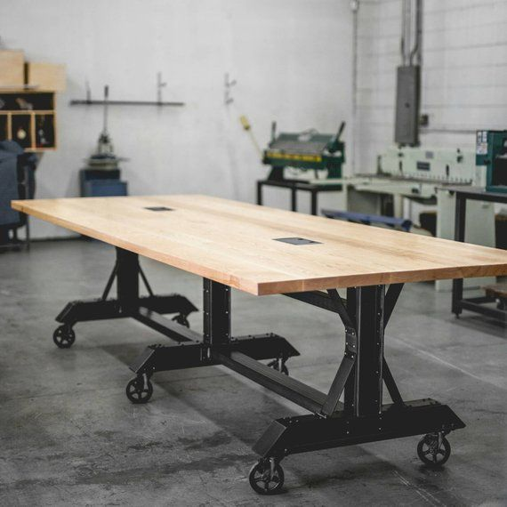 Conference Table, Meeting Room Table, Co Working Table, Community Table,  Work Station, Standing Desk