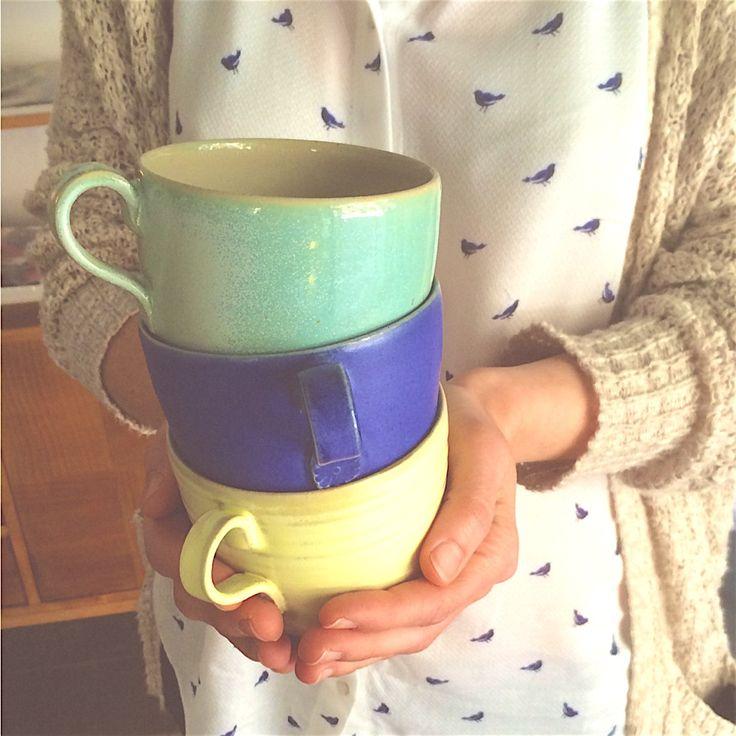 La cer�mica hecha a mano por Penelope Vallejo (Local Artis) ya ...