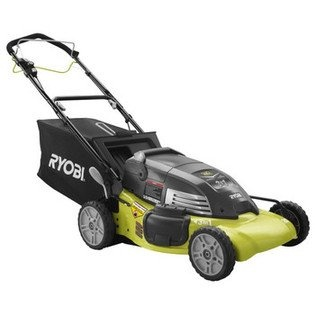 Factory-Reconditioned Ryobi ZRRY14110 48V Cordless 20-in 3-in-1 Self Propelled Lawn Mower. Details at http://youzones.com/factory-reconditioned-ryobi-zrry14110-48v-cordless-20-in-3-in-1-self-propelled-lawn-mower/
