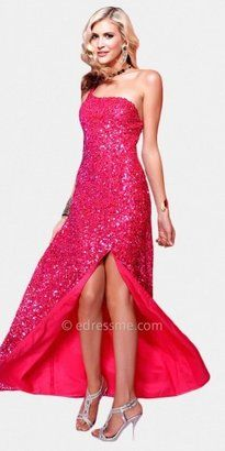 17 Best images about Prom Dresses on Pinterest | High low dresses ...