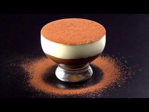 Kaffee Sahne Dessert – Rezept für leckere Kaffee Sahne Creme mit Nutella.