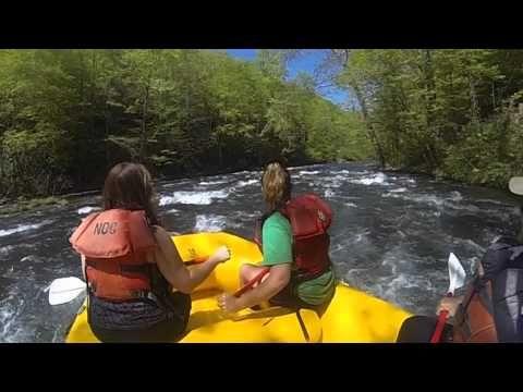 Whitewater Rafting North Carolina, Nantahala River Rafting - Tuckasegee, Cheoah, Ocoee River