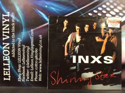 "INXS Shining Star 12"" Single Vinyl INXS1812 Pop 90's Limited Edition 1991 Music:Records:12'' Singles:Pop:1990s"