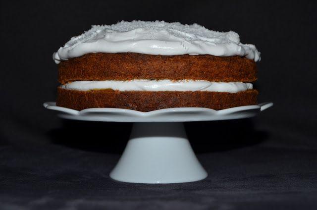 Mlsná máma : Mrkvový dort - vegan a bez lepku