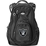 NFL Oakland Raiders Laptop Travel Backpack